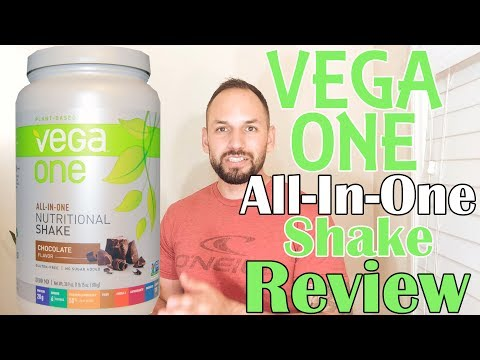 Vega One All-In-One Vegan Protein Powder Review