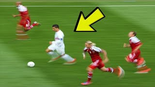 vuclip Cristiano Ronaldo can't dribble? Here's 10 MINUTES of magic dribbling