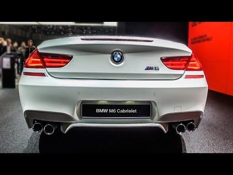 2017 BMW M6 Cabrio - 2017 Geneva Motor Show