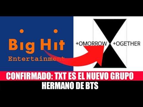 CONFIRMADO: TXT ES EL NUEVO GRUPO DE BIGHIT - [OtitoMola]