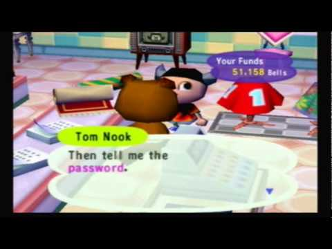 Animal Crossing (GC)- Awesome Passwords