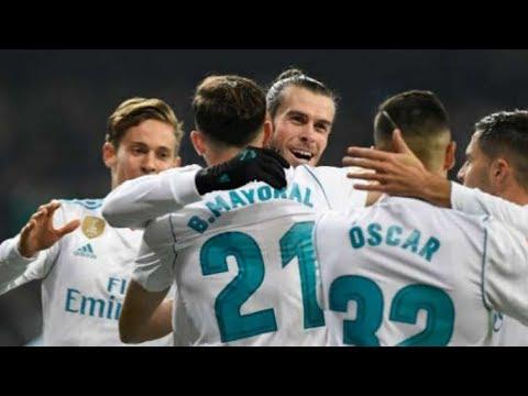 Real Madrid 2-2 Fuenlabrada   Goles   COPE   Copa del Rey 2017/2018
