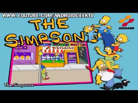 The Simpsons Para Android   Sin Emulador   AndroidGeekTv