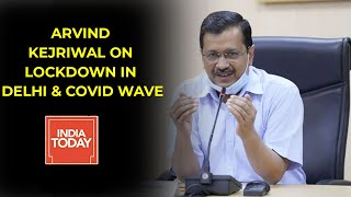 Arvind Kejriwal Rules Out Lockdown In Delhi; Speaks About Covid Wave, New Strain \u0026 Vaccine|EXCLUSIVE
