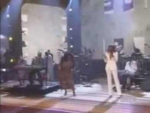 Chaka Khan & Yolanda Adams  Im Every Woman