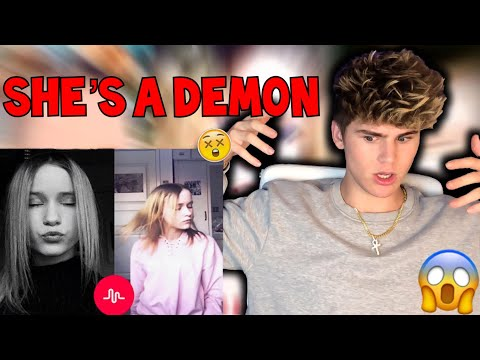 *NEW* Freja Renstrom Musical.ly Compilation **REACTION** 2018 | The Best Musically Collection