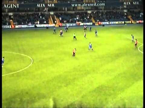 Danny Webber vs Millwall