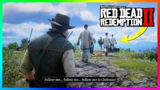 What Happens If You Revisit The Chelonian Cult On The Mountain After Beating Red Dead Redemption 2?
