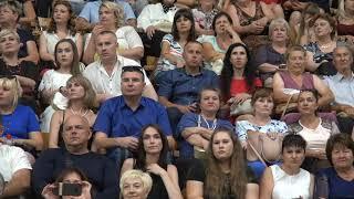 Випускний бал в Сєвєродонецьку