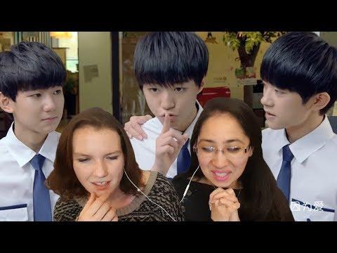 TFBOYS - 宠爱Pamper (官方完整版 MV) Reaction Video