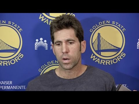 Warriors GM Bob Myers Says Enthusiasm Is Muted For Team