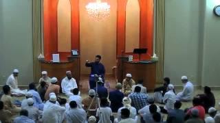 Hifz Graduation - Hafiz Saeed Ahmad
