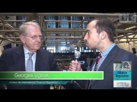 Georges Ugeux et sa quête de la stabilitié financière