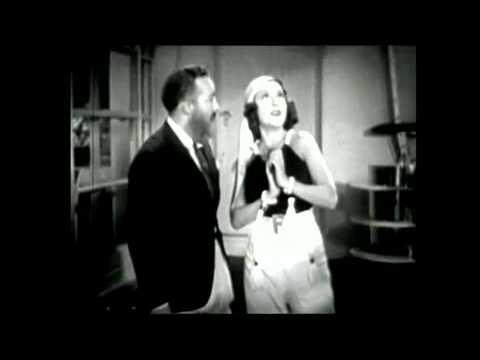 """Ethel Merman and Bing Crosby Sing  """"You're the Top"""""""