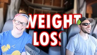 Our Weight Loss On The Road With Keto