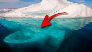 Encontraron esto congelado en la antartida y no tiene sentido