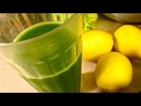 HOW TO MAKE MEAN GREEN JUICE 🌿 -- (Fat Sick And Nearly Dead Movie)