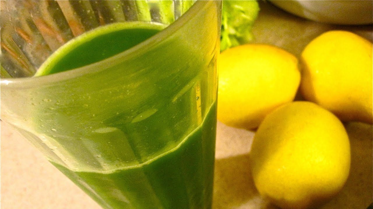 How To Make Mean Green Juice Fat Sick And Nearly Dead Movie