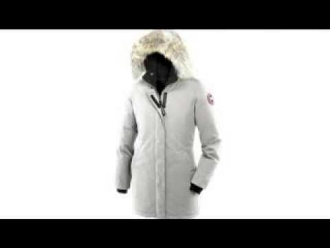 Canada Goose parka online price - Canada Goose Victoria Parka Discount Women - YouTube