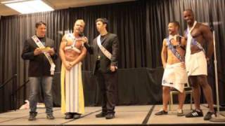 Mr. Towel 2009 at International Mr. Leather Chicago, 2009
