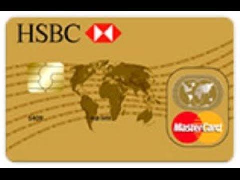 Ventajas Y Desventajas de la tarjeta de Oro HSBC