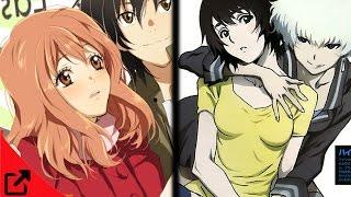 Top 5 Animes Similar to Higashi no Eden