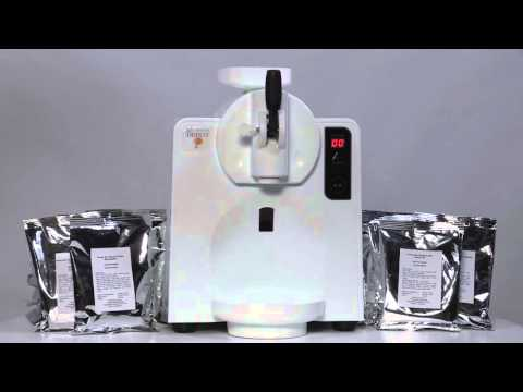 Ice Cream Depot SX1000 versus Cuisinart Mix it In Soft Serve Machine