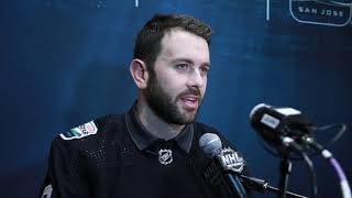 NHL ALL-STAR MEDIA DAY: Florida Panthers D Keith Yandle 01/24/2019