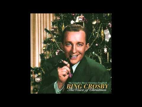 Bing Crosby - Christmas Carols: Deck The Halls/Away In A Manger/I Saw Three Ships