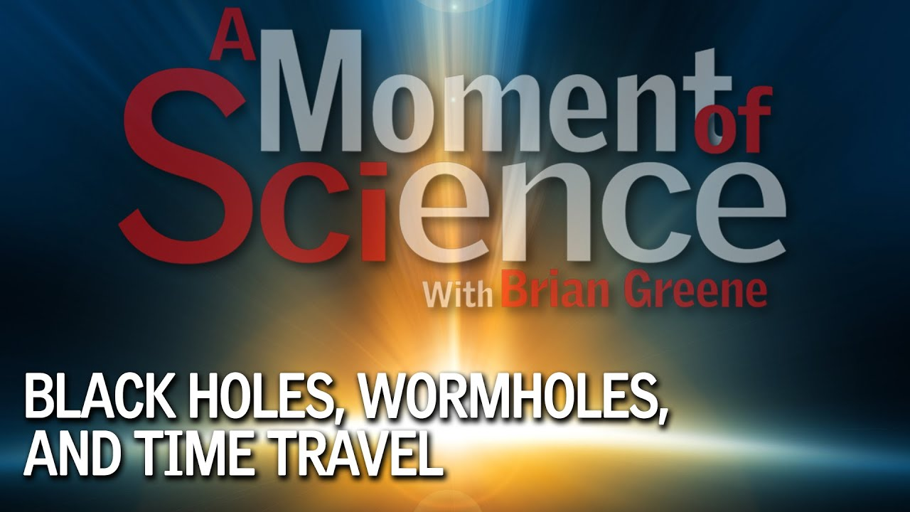 Black Holes, Wormholes, and Time Travel