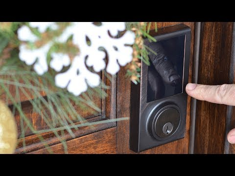 Thumbnail of video titled: How to Install Delaney Digital Smartlock Deadbolt and Hub