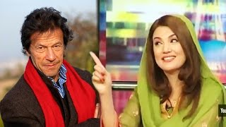 Reham Khan Avoiding Question related to the Most Handsome Politician!