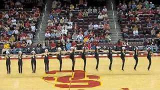 Happy Holidays from the USC Dance Team, The Trojan Dance Force (December 19, 2009)