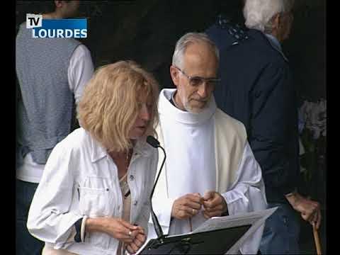 Chapelet de Lourdes du lundi 21 mai 2018