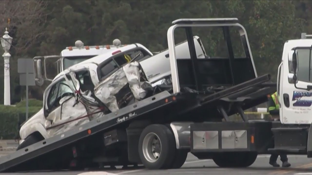 'It's just unreal:' Three-car collision kills four people, hospitalized three others