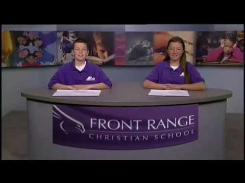 FRCS Explore Students' Super School News Broadcast