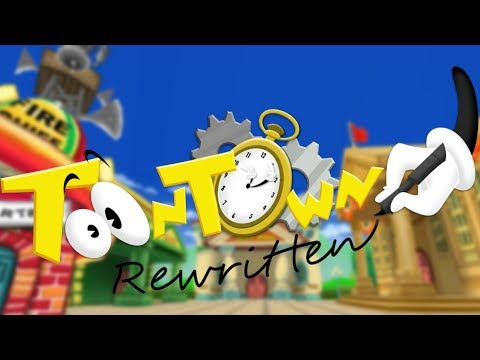 """Why I """"Quit"""" Toontown"""
