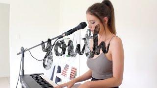 Скачать YOUTH TROYE SIVAN Cover Jess Bauer