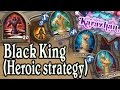 HEROIC Black King (Chess) strategy. (Karazhan Adventure)