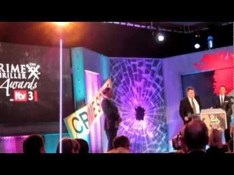 Gene Kerrigan awarded the 2012 CWA Gold Dagger