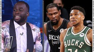 Inside the NBA Previews Nets vs Bucks Series | 2021 NBA Playoffs