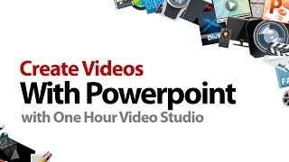 Create Videos With Powerpoint - One Hour Video System(http://compelling.tv/onehourvideosystem 00:00:00 - Two Ways 00:00:05 - Sales Copy? 00:00:08 - Video Pic 00:00:10 - Kindle Screenshot 00:00:13 - iPhone ..., 2012-09-16T02:15:39.000Z)