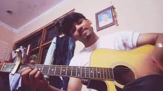 Maiya teri jai jai kar guitar cover song