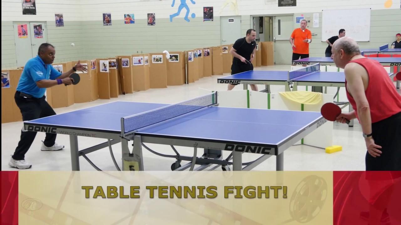 Farmington hills table tennis