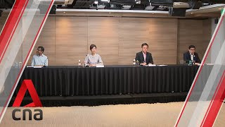 """COVID-19: Chan Chun Sing maps out """"new path"""" for Singapore's badly hit economy 