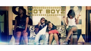 Hot Boyz - Suspeito K.M. Ft. The Emenjay - Fire Eagle Presents