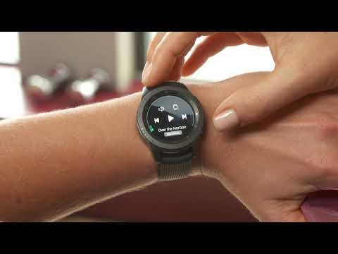 Galaxy Watch: Übertragung von Fotos und Musik
