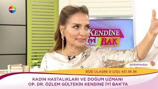ÇİKOLATA KİSTİ , MİYOM -Show Tv Kendine İyi Bak 3 EKİM 2018 - ÖZLEM GÜLTEKİN