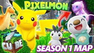 rare pokemon hunt on cube smp season 1