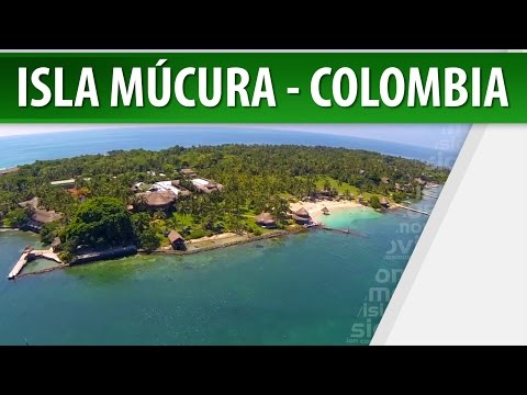 Isla Múcura / Turismo en Colombia / Cosmovision
